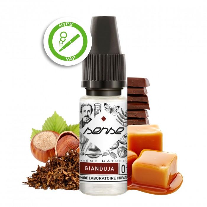 E liquide naturel giandudja Phode Sense végétale Toulouse cigarette électronique