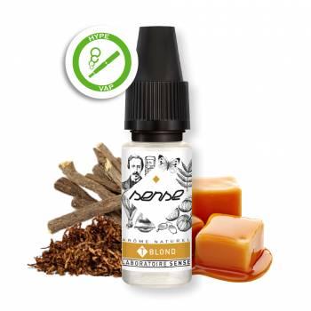 E liquide naturel tabac blond Phode Sense végétale Toulouse cigarette électronique