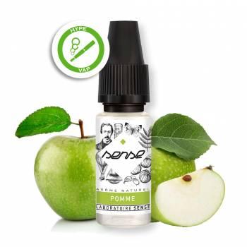 E liquide naturel pomme Phode Sense végétale Toulouse cigarette électronique