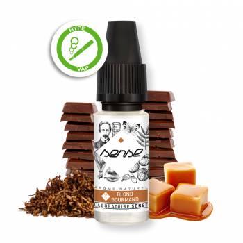 E liquide naturel blond gourmand Phode Sense végétale Toulouse cigarette électronique