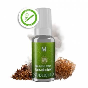 E liquide Tabac Blond sans sucre doux français végétal naturel Toulouse