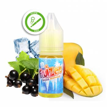 Cassis Mangue 10ml Fruizee