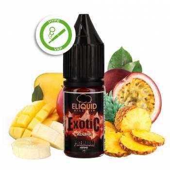 Exotic 10ml E-liquide France