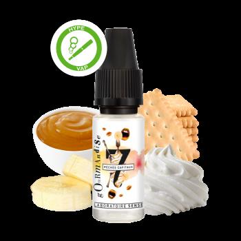 E liquide naturel banane chantilly biscuits Phode cigarette électronique Toulouse Albi