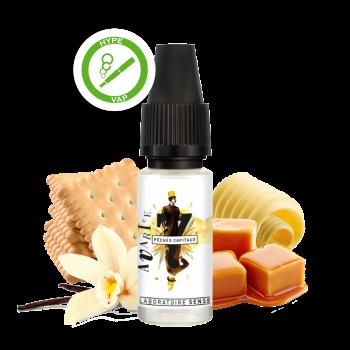 E liquide naturel biscuit beurre vanille caramel gourmand Phode cigarette électronique Toulouse Albi