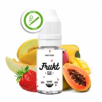 E liquide melons  papayes mangue fraise Toulouse cigarette électronique français savouréa