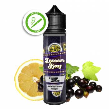 Lemon Bay 50ml 00mg/ml...