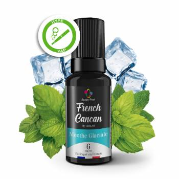 Menthe Glaciale 10ml French...