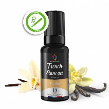 Vanille 10ml French Cancan