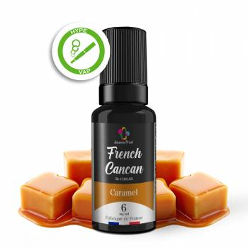 Caramel 10 ml French Cancan