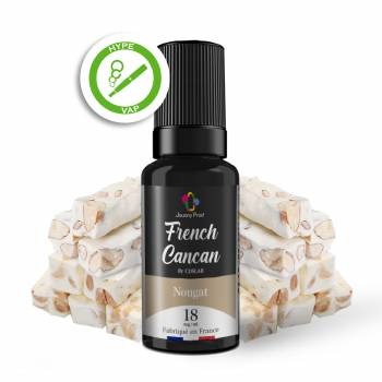 Nougat 10ml French Cancan