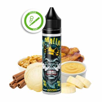 Mallah 50ml 00mg/ml Vape...