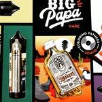 le RAD DAD réserve de @bigpapavape, en 80 ml dans une bouteille qui nous rappelle celles de Whisky, vieilli en fût de chêne pendant deux longs mois ! Toujours en 35 PG 65 VG, voici une très bonne nouvelle pour les amateurs de ce nectar de caractère : classic blond, whisky et banane flambée.  Disponible dès a présent dans vos boutiques Hypevap et à partir de Lundi sur hypevap.shop !   #eliquid #vapstagram #instavape #vapfrance #toulousemaville #cigaretteelectronique #ecig